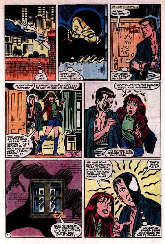 Amazing Spiderman #257, page 11
