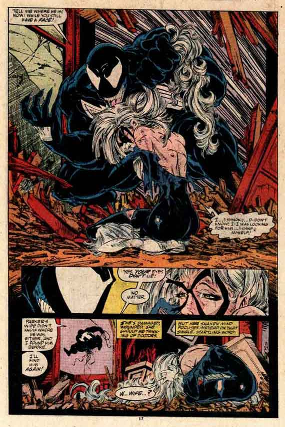 Amazing Spiderman #316, page 17