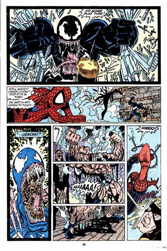 Amazing Spiderman #333, page 29