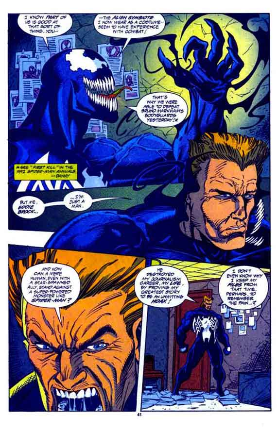 Comics Marvel, Amazing Spiderman #388, page 41