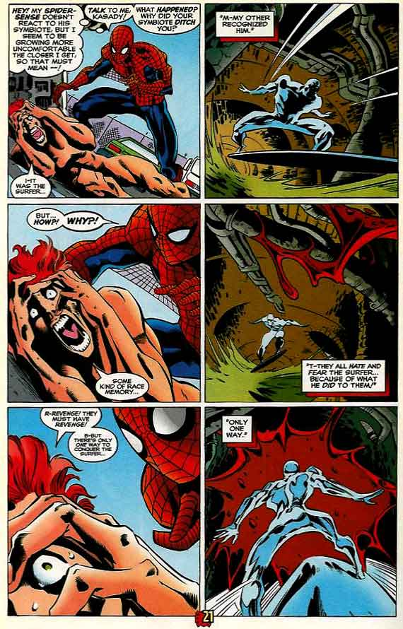 Comics Marvel, Carnage Cosmic