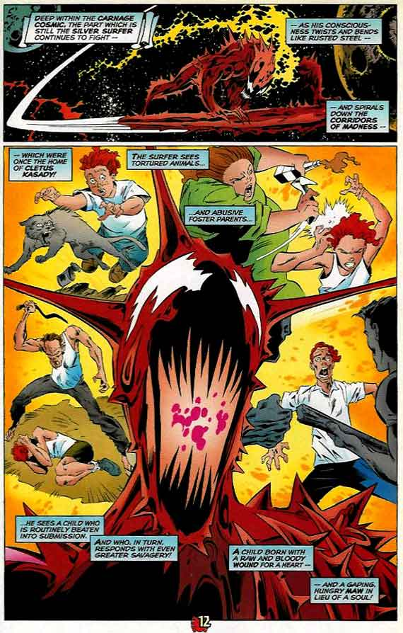 Comics Marvel, Carnage Cosmic 2