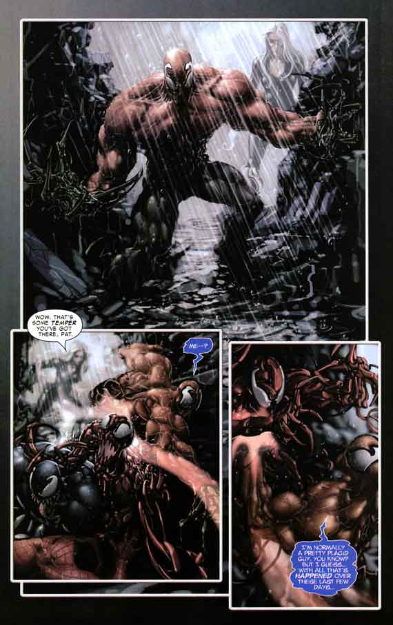 Comics Marvel, Venom Vs Carnage #4