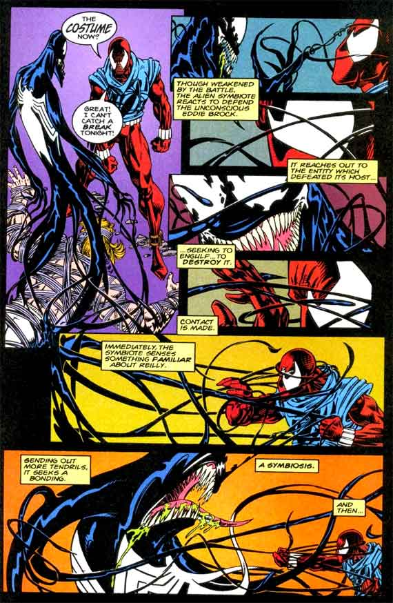 Comics Marvel, Spider-Man #53, page 20