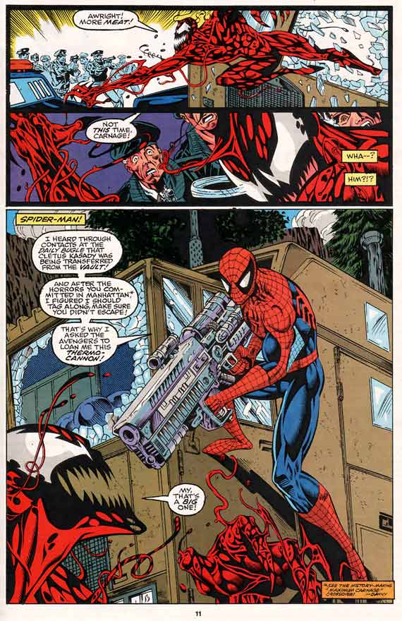 Comics Marvel, Amazing Spider-Man Annual #28