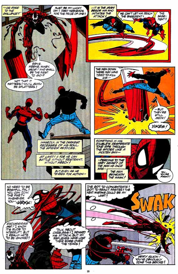 Comics Marvel, Spectacular Spider-Man #217