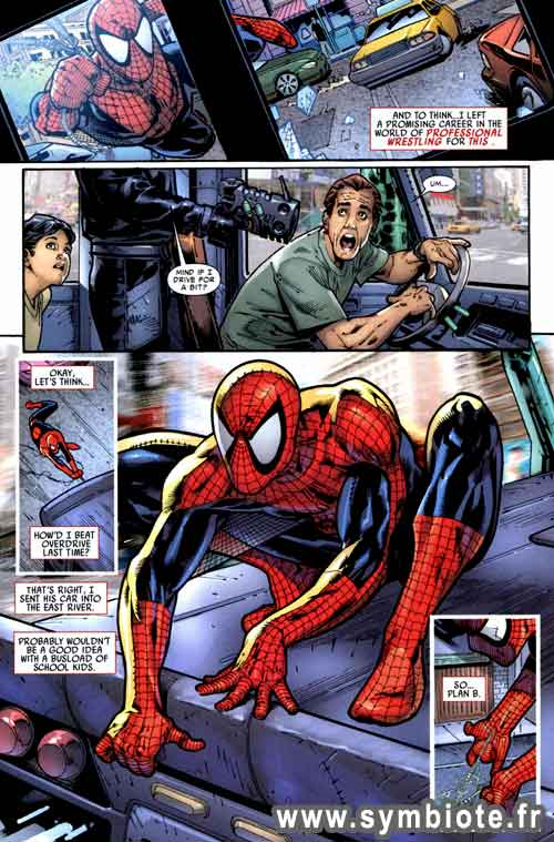 Amazing Spider-Man V1 #564