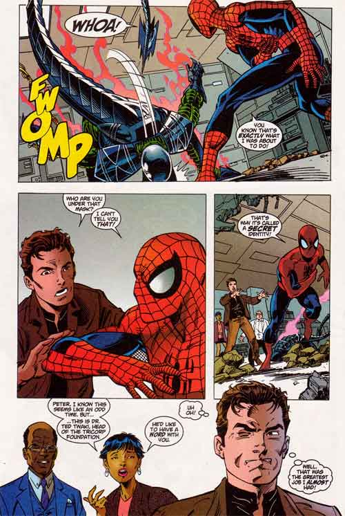 Amazing Spider-Man V2 #01