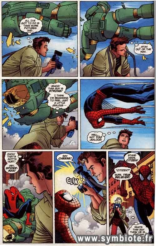 Peter Parker Spider-Man V2 #01
