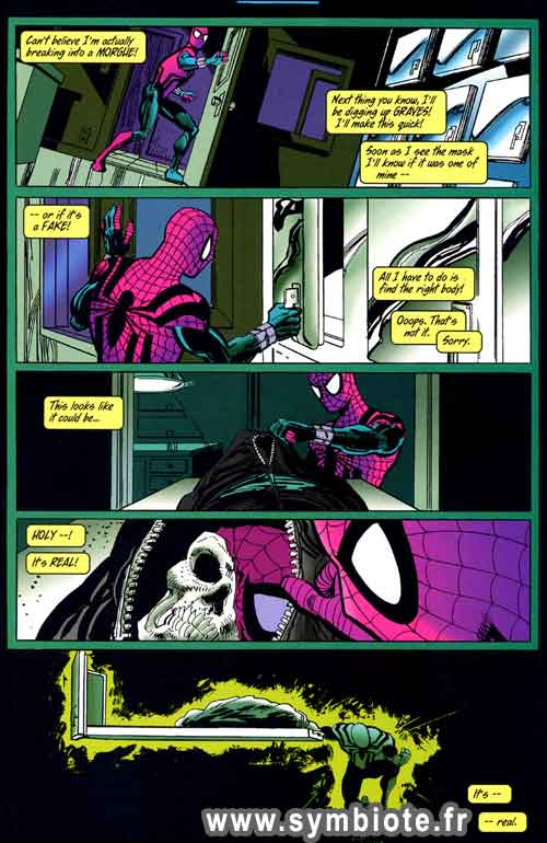 Sensational Spider-Man V1 #02