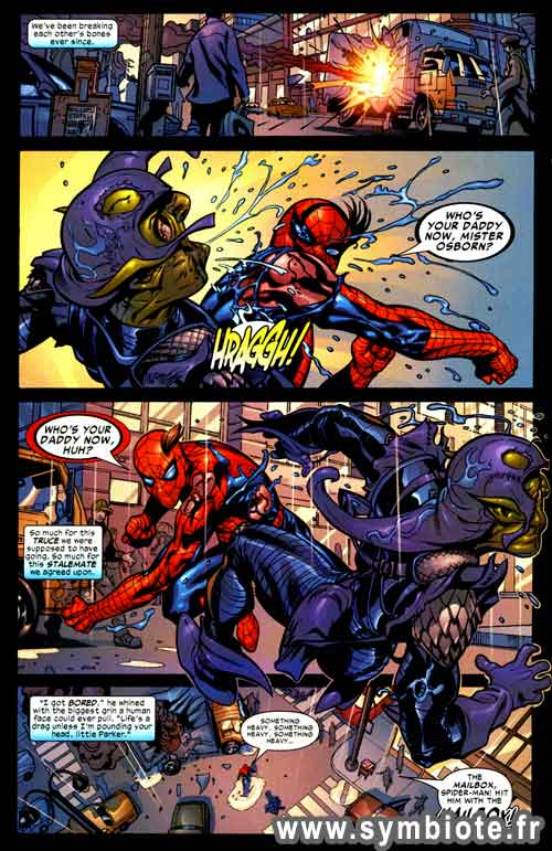 Marvel Knights Spider-Man #01