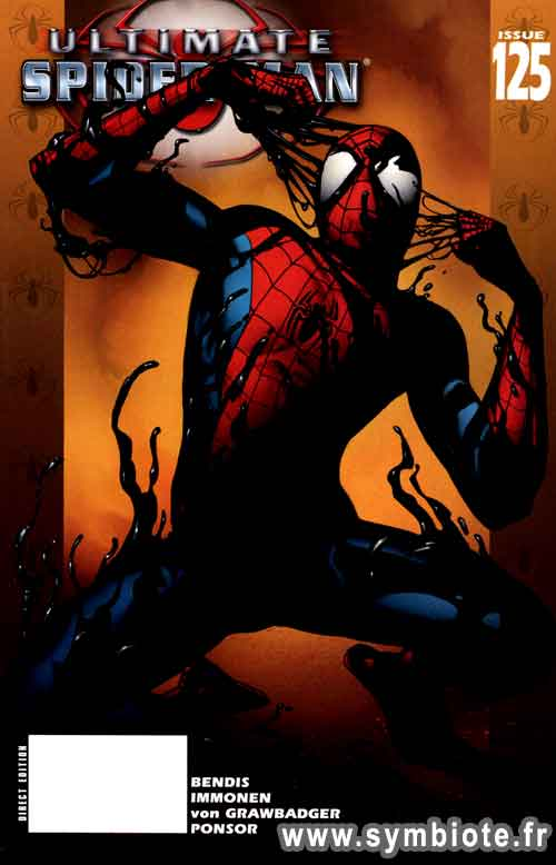 Ultimate Spider-Man #125 cover