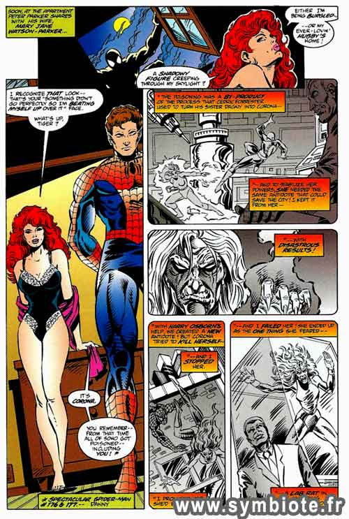 Spider-Man Unlimited V1 #03-b