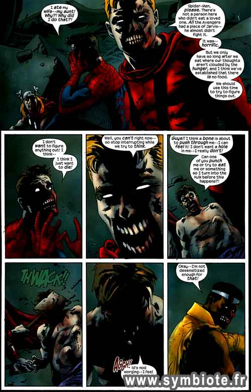 Marvel Zombies Spider-Man #01