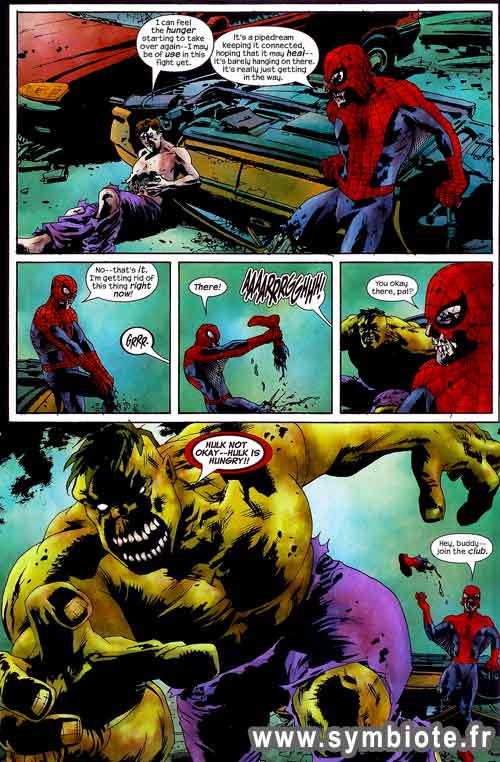 Marvel Zombies Spider-Man #03