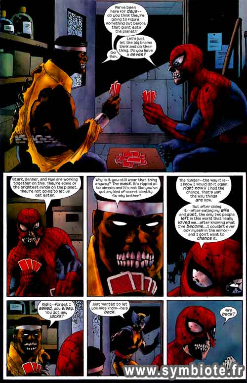 Marvel Zombies Spider-Man #04