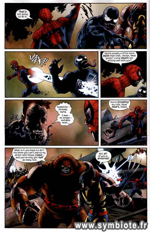 Marvel Zombies Spider-Man #05