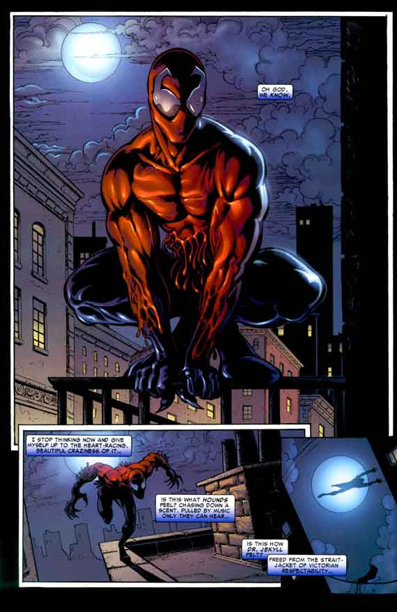 Comics Marvel, Toxin #1