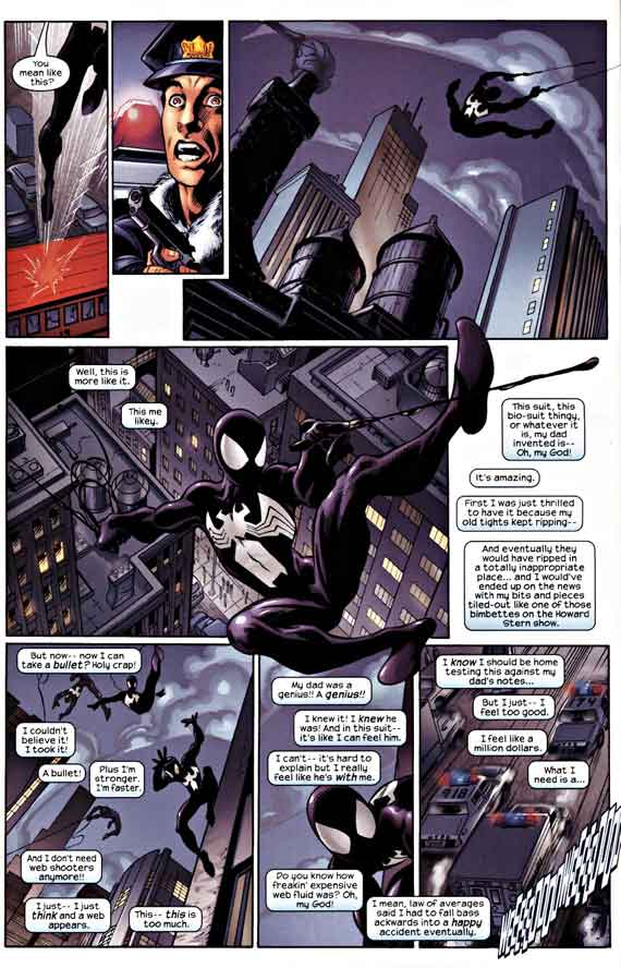 Ultimate Spider-Man #35, page 10