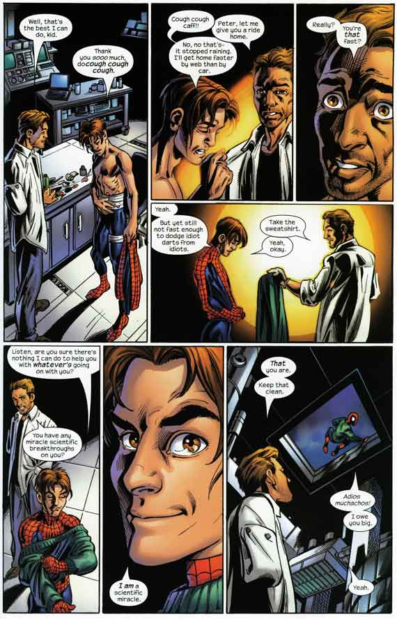 Ultimate Spider-Man #60, page 22