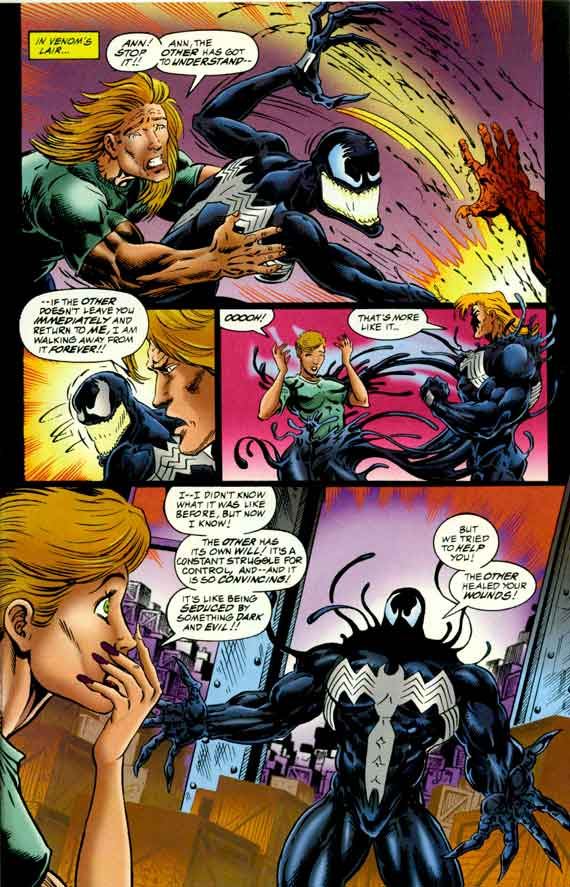 Comics Marvel, Venom Sinner Takes All #3