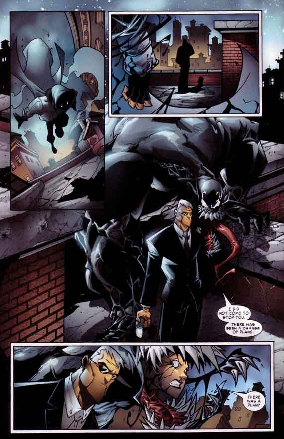 Comics Marvel, Venom Twist #1