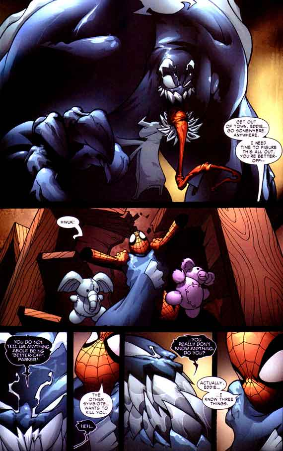 Comics Marvel, Venom Twist #3