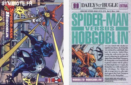 Spider-Man Vs Hobgoblin (Spidey's greatest Battles)