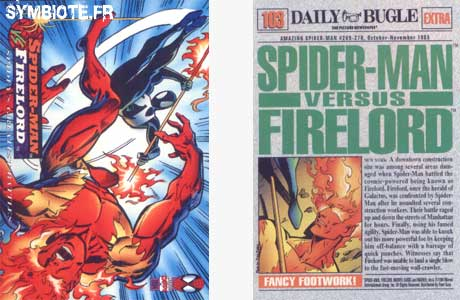 Spider-Man Vs Firelord (Spidey's greatest Battles)