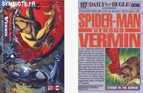Spider-Man Vs Vermin (Spidey's greatest Battles)