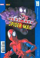 Ultimate Spider-Man #19, couverture