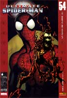 Ultimate Spider-Man #54, couverture